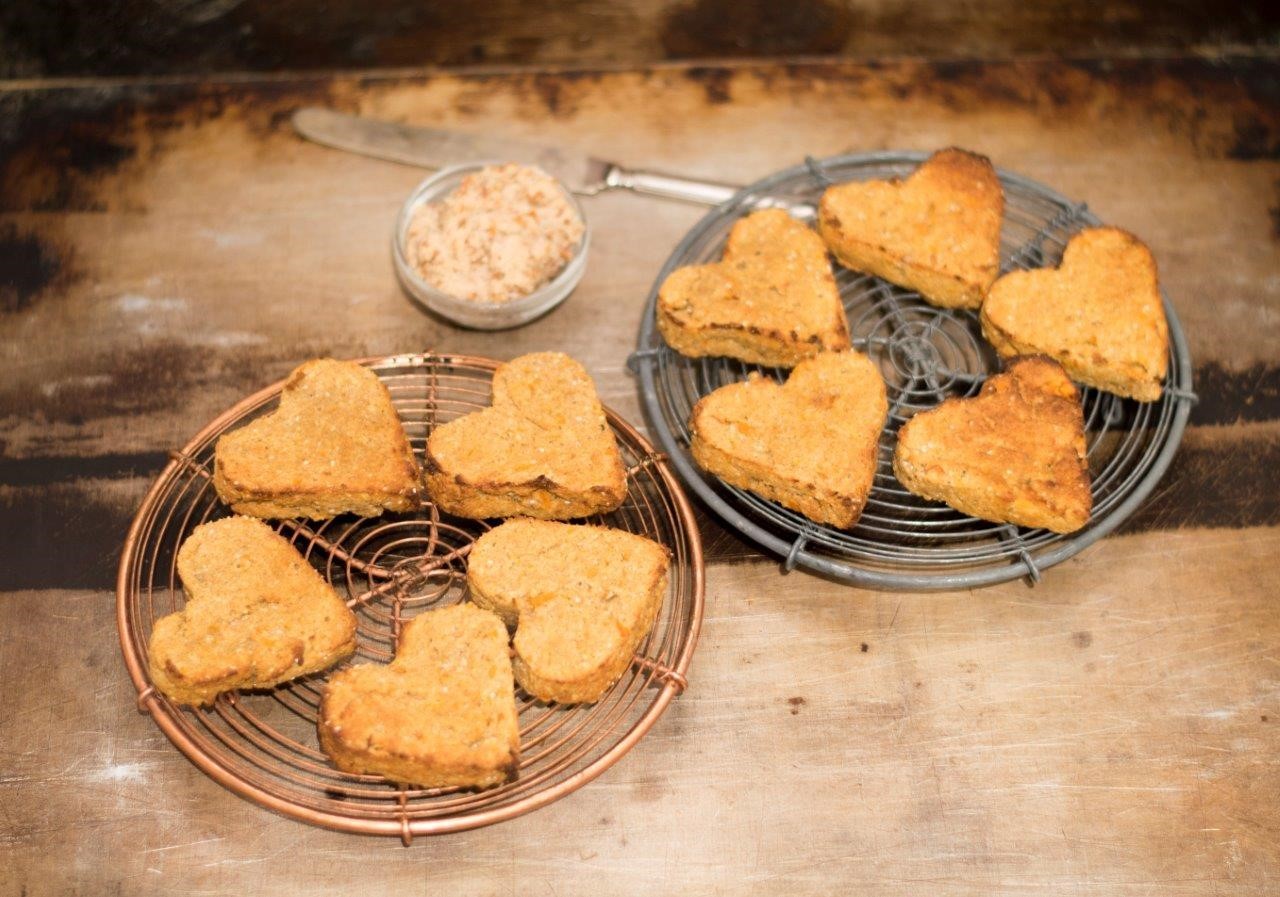 Scrumptious Sweet Potato Scones - This Is Nuts
